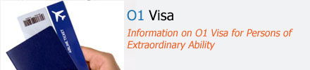 O1 Visa For Persons With Extra Ordinary Ability
